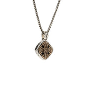 Petrichor Small Celtic Cross Cushion Pendant