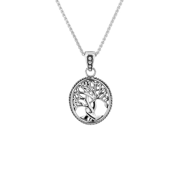 Keith Jack - Small Tree of Life Necklace