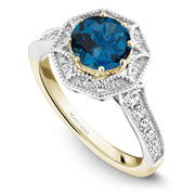 Noam Carver J'aime Gemstone Ring