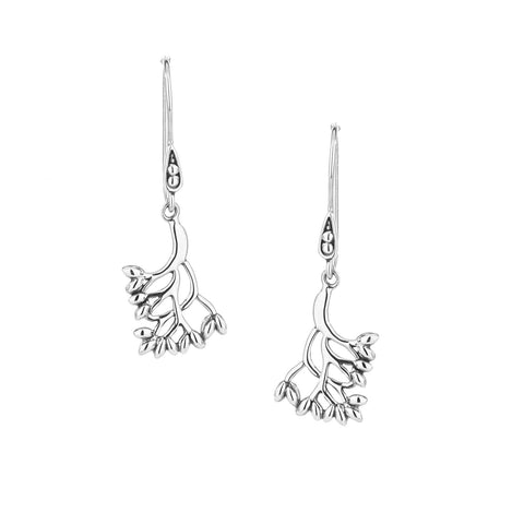 Keith Jack - Tree of Life Hook Earrings
