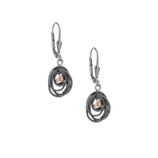 Keith Jack Cradle of Life Dangle Earrings