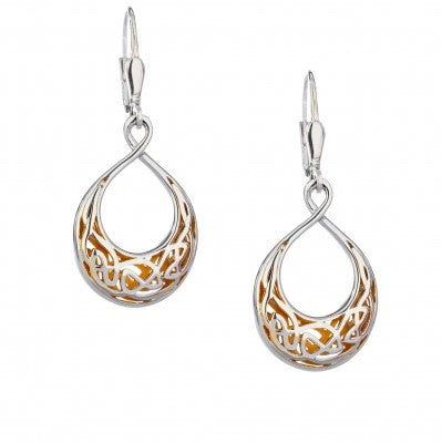 Keith Jack Drop Window to the Soul Earrings