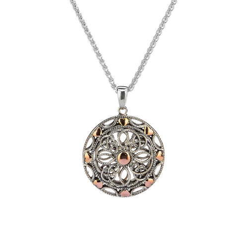 Keith Jack - Ashen Rose Necklace