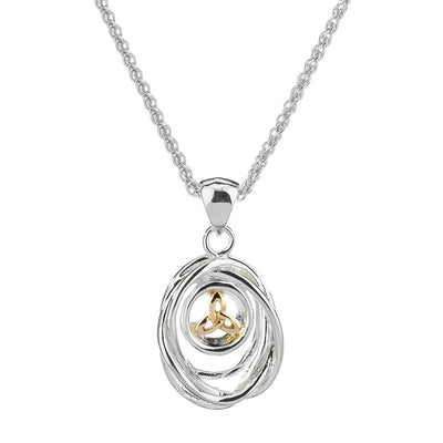 Keith Jack - Cradle of Life Necklace