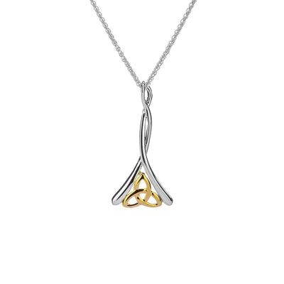 Keith Jack - Trinity Knot Necklace