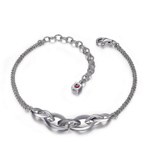ELLE - Infinity adjustable Bracelet