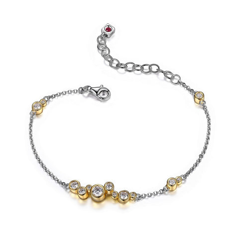 ELLE - Bubble adjustable Bracelet