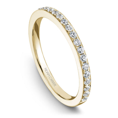 Noam Carver - 14k Gold Stackable Ring