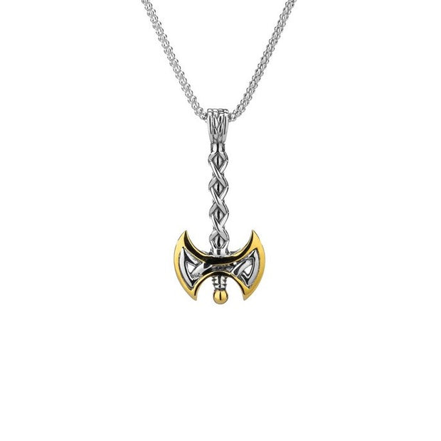 Keith Jack - Small Axe Necklace