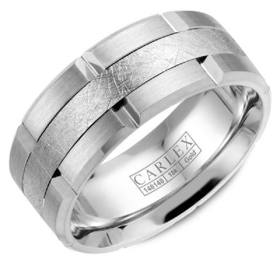 Carlex - 18k Gold Wedding Band