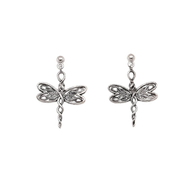 Keith Jack - DRAGONFLY POST EARRINGS