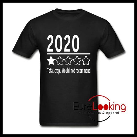 2020, Total Crap, Would not recommend Eure_Looking_Good_Apparel black S