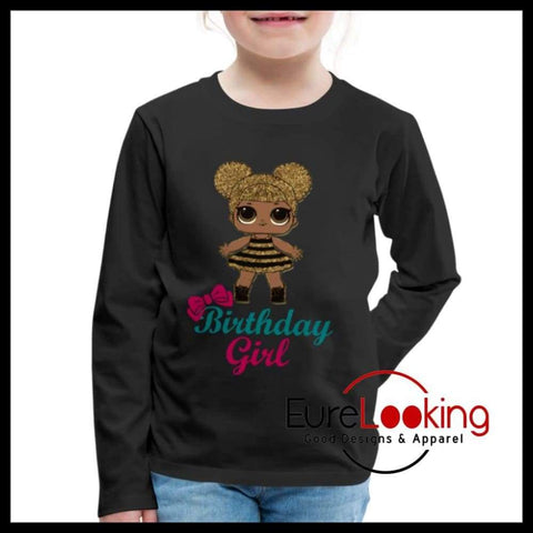 Birthday Girl Shirt Eure_Looking_Good_Apparel