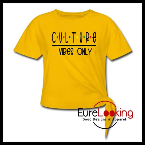 Culture Vibes Only Eure_Looking_Good_Apparel S