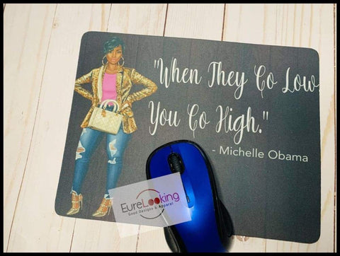 Personalized Mouse Pad Eure_Looking_Good_Apparel