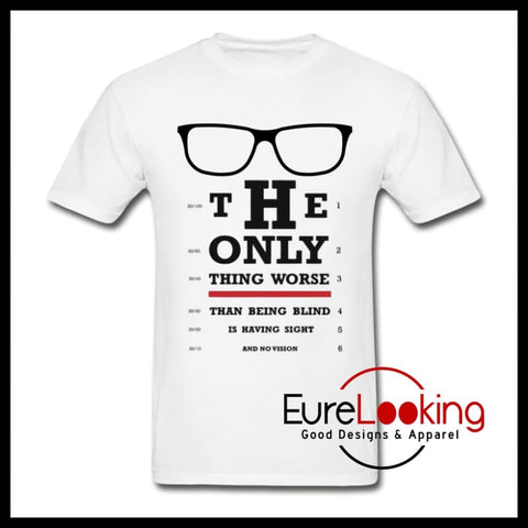 Vision Eye Chart Eure_Looking_Good_Apparel S