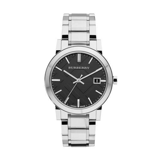 Burberry heritage Men's quartz watch BU9001