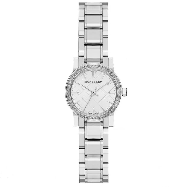 Burberry Crystal Bezel Ladies' Watch BU9220