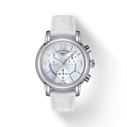 Tissot Dressport Mother of Pearl Dial Ladies Watch T050.217.17.117.00