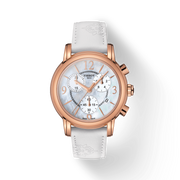 Tissot Women's Dress Port' Mother of Pearl Dial T050.217.37.117.00