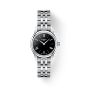 Tissot Tradition 5.5 Lady Black Dial Stainless Steel T063.009.11.058.00