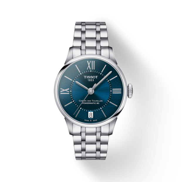 Tissot Chemin Des Tourelles Powermatic 80 Lady T099.207.11.048.00