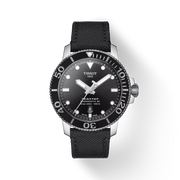 Tissot Seastar 1000 Automatic Black Dial Men's T120.407.17.051.00