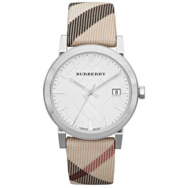 Burberry Heritage Nova Check  Wrist Watch for Women BU9022