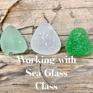 Sea Glass Jewelry Workshop