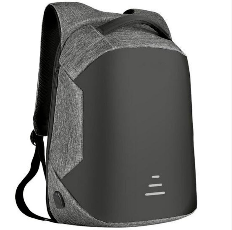 """BEAST"" Men Anti Theft Usb Charging Backpack"