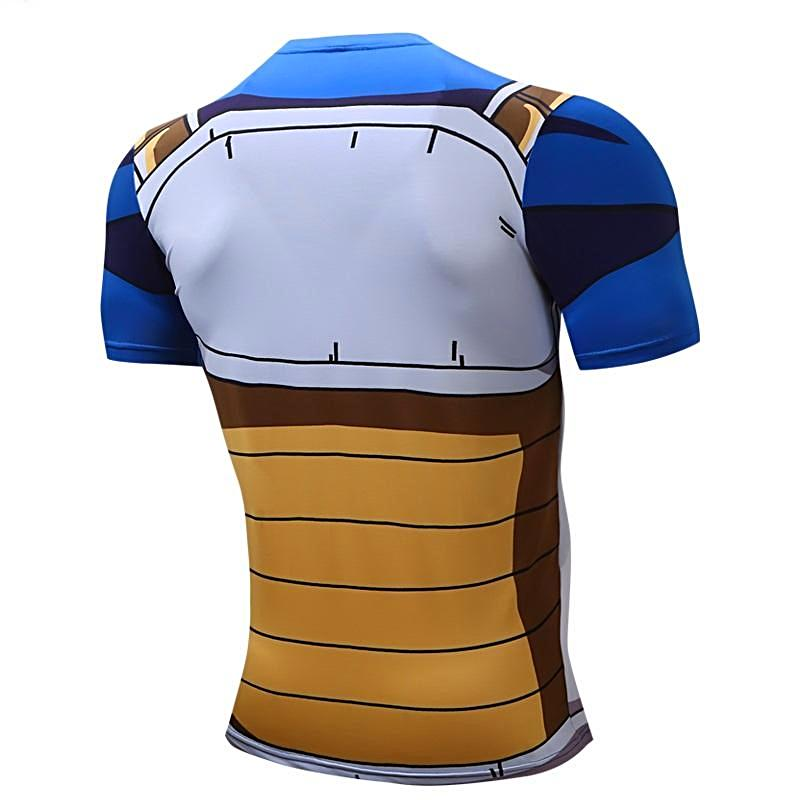 """DRAGON BALL Z"" Vegeta T-shirt"