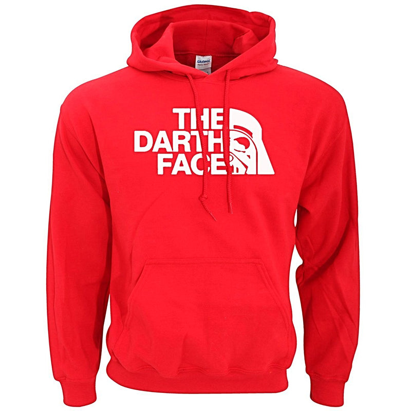 """THE DARTH FACE"" Pull over Star wars hoodie"