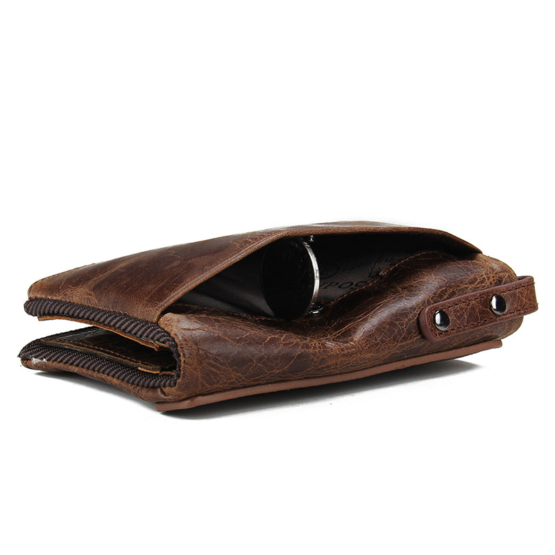 """SAHARA"" Genuine Cowhide leather wallet"