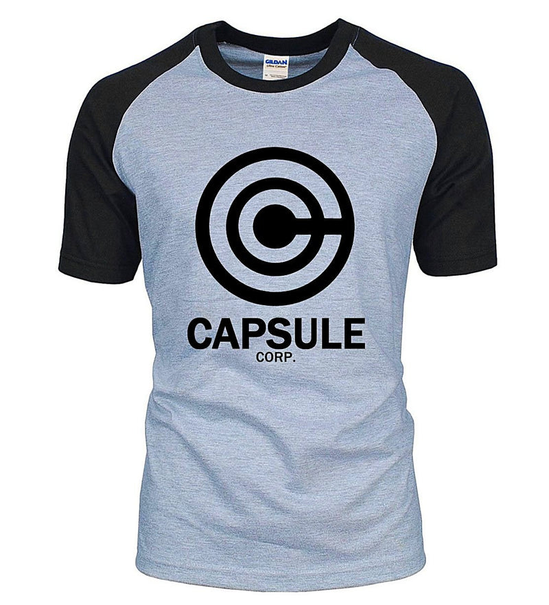 """CAPSULE corps"" DRAGON BALL Z T-shirt"