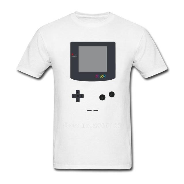 """GAMEBOY"" Gameboy color t shirt"