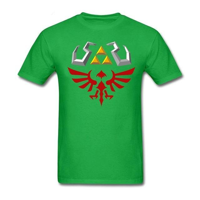 """THE SHIELD"" Legend of zelda t shirt"