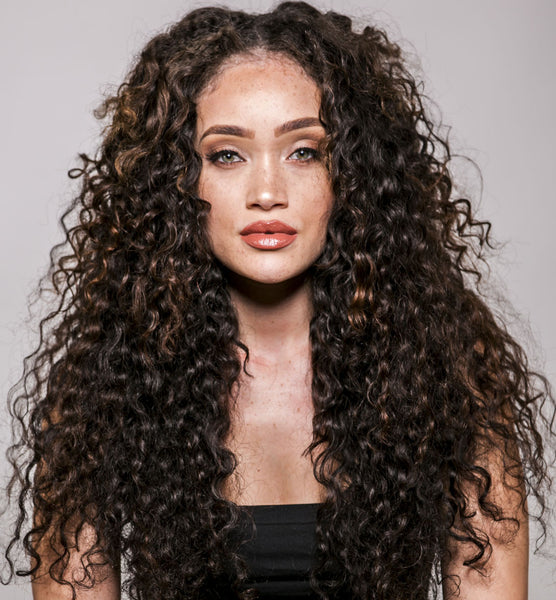 VIRGIN (Natural Curly)