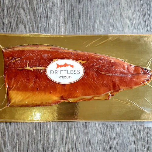 Smoked Driftless Trout