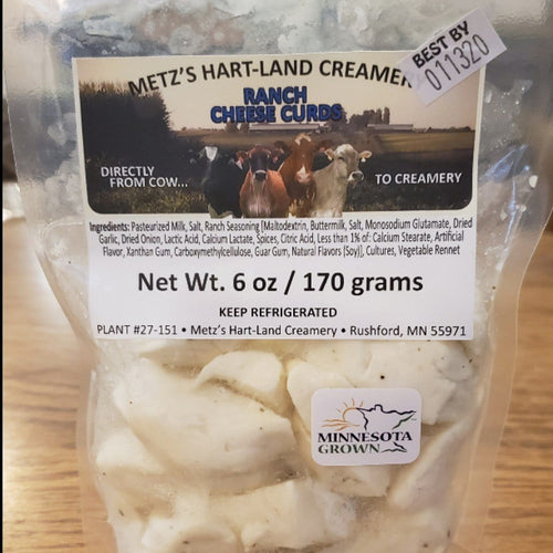 Ranch Cheese Curds - Grandpa Dons Market