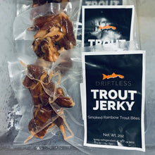 Load image into Gallery viewer, Driftless Trout Jerky