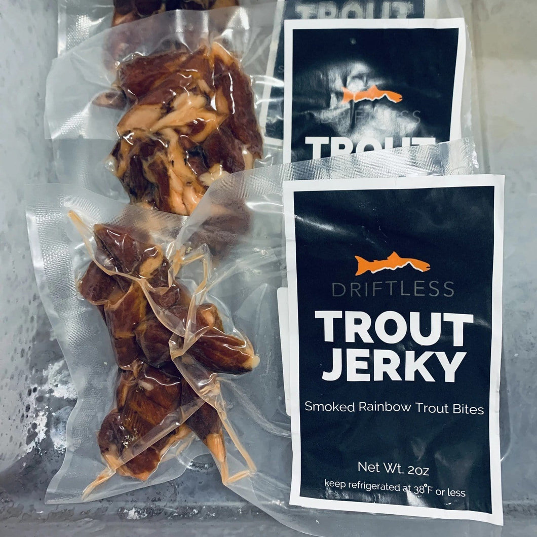 Driftless Trout Jerky