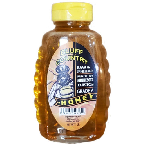 Raw and Unfiltered Honey - Grandpa Dons Market