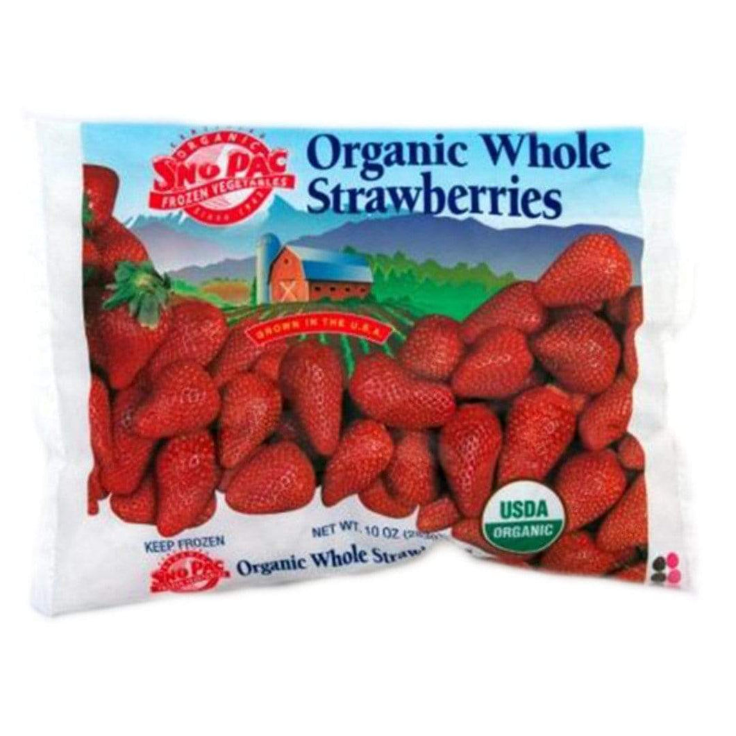 Whole Strawberries - Grandpa Dons Market