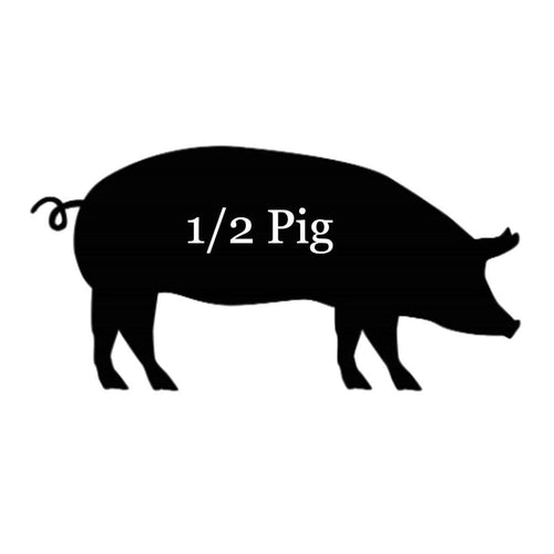 1/2 Pig - Call to Reserve Your Spring Date! - Grandpa Dons Market