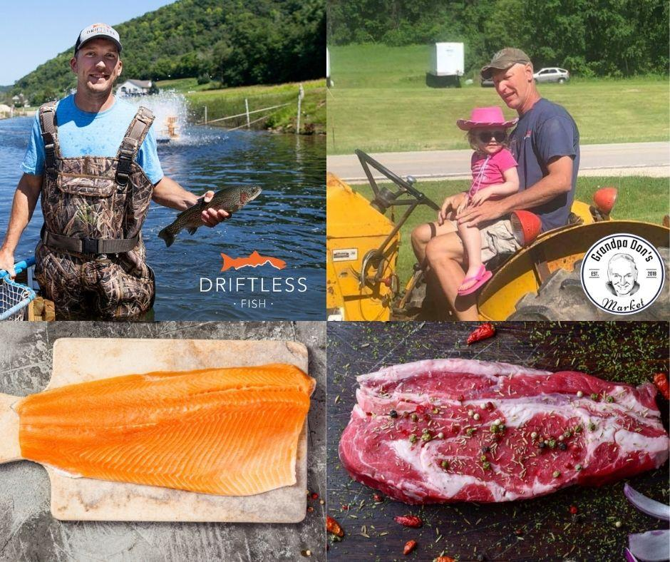 Taste of Driftless Bundle