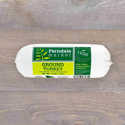 Ground Turkey - Grandpa Dons Market