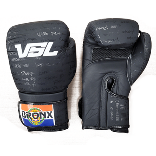 BRONX Pride Valle 4000 LEATHER Pro Boxing Gloves Valle 4000 Top Grain Cowhide Leather/Multi-Layer Handmade Molding