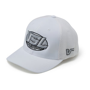 White Flexfit Logo Hat - VSL Fighting