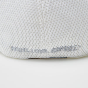 White Flexfit Logo Hat Back - VSL Fighting
