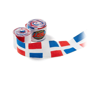 Dominican Pride Hand Wraps
